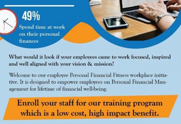 Kazini (Workplace Personal Finance Fitness Training)